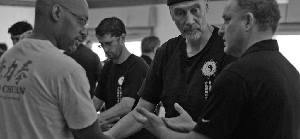 Sifu Kelley Instructs - Winter Intensive FIshkill NY.